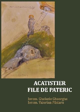 Acatistier. File de Pateric